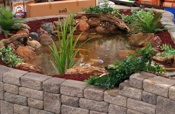 faribault ace hardware aqua eden outdoor living pond and waterfall