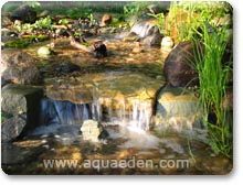 Backyard Ponds & Waterfalls Faribault, Owatonna, Northfield ...