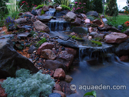 Portfolio Of Ponds, Waterfalls, Streams, Fountains And Waterwall  Construction Projects In Twin Cities, Minnesota   Aqua EdenAqua Eden