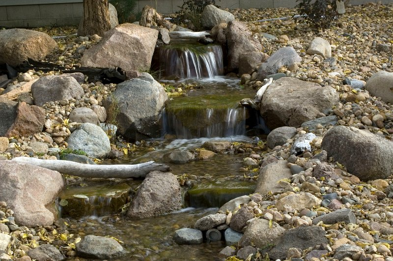 Backyard Ponds And Waterfalls Images