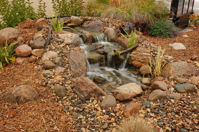 pond pictures waterfalls small waterfall landscape