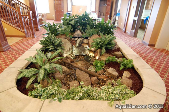 columbia-heights-mn-indoor-waterfall