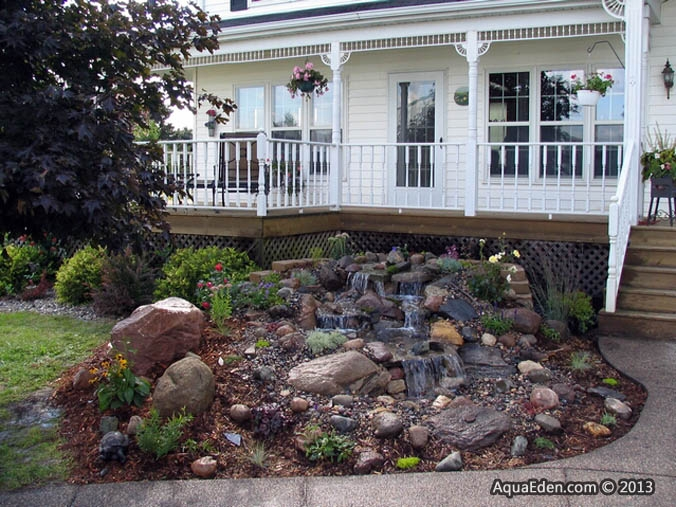 front-yard-waterfall-medford-mn