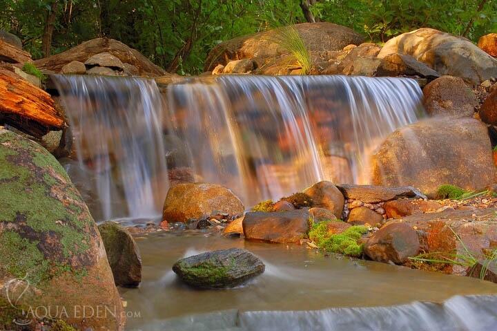 large-backyard-waterfall-lakeville-mn